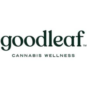 Online CBD store Goodleaf Cannabis Wellbeing
