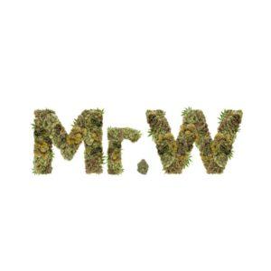 Online Headshop Mr. W Logo