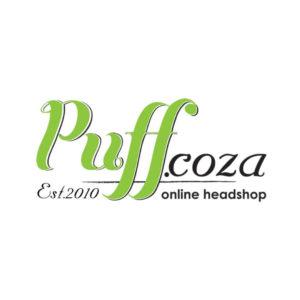 Online Headshop Puff.co.za Logo