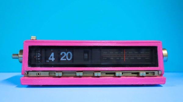420 Clock